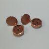 micro tejidos en metal cobre